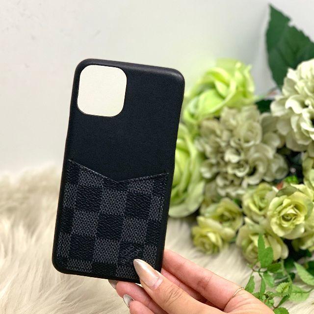 LV iPhone 11 ケース 財布型 | Armani iphone8plus ケース 財布型