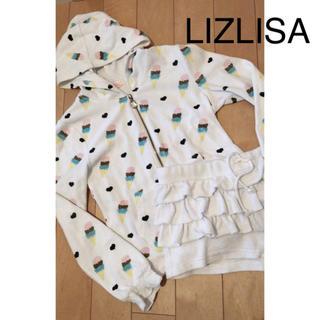リズリサ(LIZ LISA)のLIZLISA(ルームウェア)
