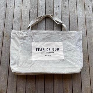 フィアオブゴッド(FEAR OF GOD)のFEAR OF GOD 6th FOG トートバッグ ★送料無料(トートバッグ)