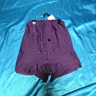 ワコール(Wacoal)のワコールBROS GRANDE紫M前開き(ボクサーパンツ)