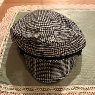 ミラオーウェン(Mila Owen)のMILA OWEN 帽子(キャスケット)