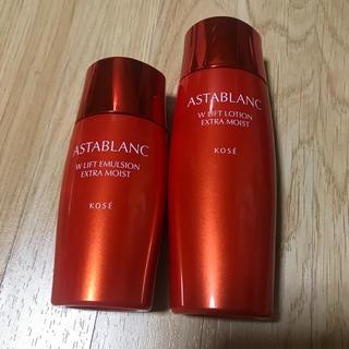 アスタブラン(ASTABLANC)のアスタブラン Wリフト セット(化粧水/ローション)