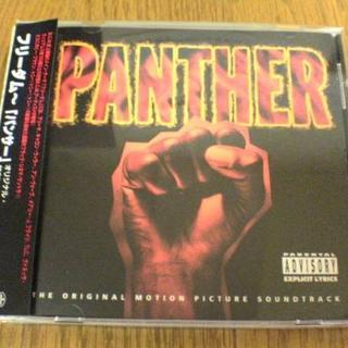 映画サントラCD「パンサーPANTHER」黒人映画/R&B★(映画音楽)