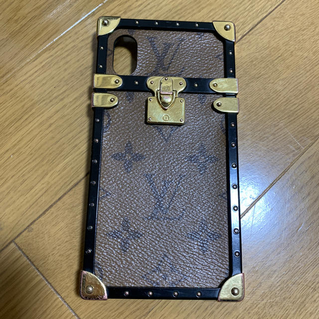 LOUIS VUITTON - VUITTON iPhoneケースの通販