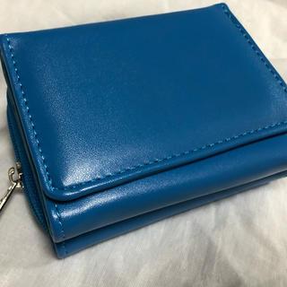 【新品】節約や仕事運アップ!折り財布 ミニ財布 ちい財布 二つ折り 折り財布(財布)