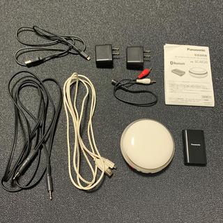 Panasonic - ポータブルワイヤレススピーカー SC-MC20 Panasonic