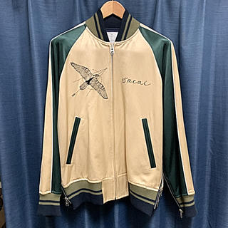 sacai - sacai 19ss souvenir jacket dr.woo サイズ2