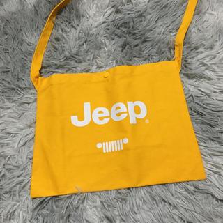 ジープ(Jeep)のjeep*サコッシュ 非売品(ショルダーバッグ)