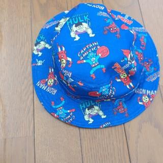 マーベル(MARVEL)のマーベル 帽子 ハット 子供用(帽子)