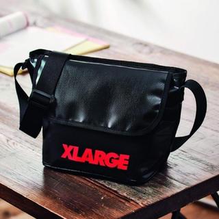 XLARGE - smart 11月号付録 XLARGE ターポリン風ショルダーバッグ