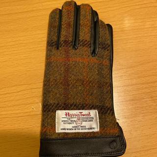 ハリスツイード(Harris Tweed)のハリスツイード 🖤スマホ対応手袋(手袋)