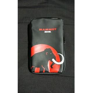 マムート(Mammut)の★MAMMUTマムートBE-PALビーパル付録2wayポーチ(防水止水ファスナー(その他)