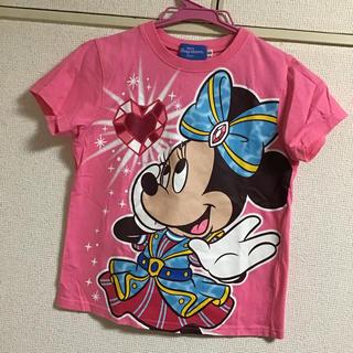 ディズニー(Disney)のミニー Tシャツ 120cm(Tシャツ/カットソー)