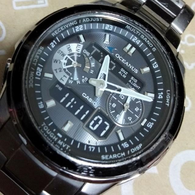ロレックス 時計 コピー 防水 | CASIO - 専用 OCEANUS  OCW-T400の通販
