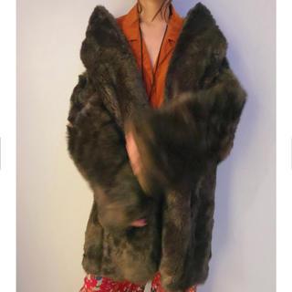 エディットフォールル(EDIT.FOR LULU)のVintage Shop購入 ファーコート(毛皮/ファーコート)