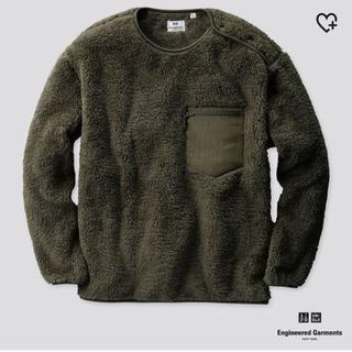 UNIQLO - ユニクロ Engineered Garments フリースプルオーバー M