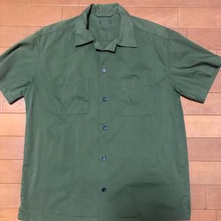 ブラウニー(BROWNY)の緑 シャツ(シャツ)