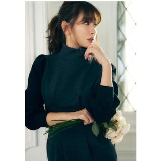 エーケービーフォーティーエイト(AKB48)のher lip to Two-tone Relax Midi Dress(ロングワンピース/マキシワンピース)