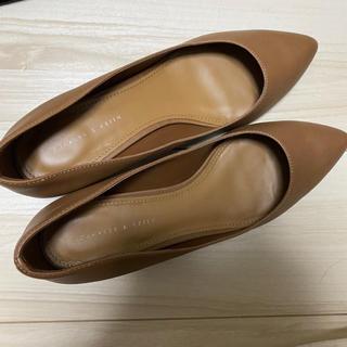 チャールズアンドキース(Charles and Keith)のCharles&Keith 靴 40サイズ(ローファー/革靴)