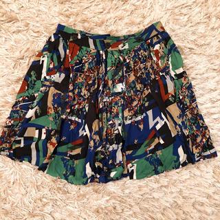 サカイ(sacai)の【BACCA】デザインスカート※SS(ひざ丈スカート)