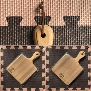 ダッフィー(ダッフィー)のスイートダッフィー ダッフィー Duffy バレンタインデー ミニまな板 木製(調理道具/製菓道具)