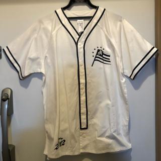 アキナ牛シュタイン Base Ballシャツ(お笑い芸人)