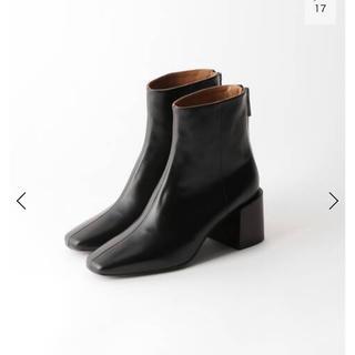 アパルトモンドゥーズィエムクラス(L'Appartement DEUXIEME CLASSE)の【FLATTERED/フラッタード】SHORT BOOTSショートブーツ(ブーツ)