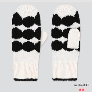 マリメッコ(marimekko)の【マリメッコ×UNIQLO(日本未発売)】手袋(手袋)