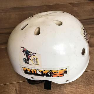 ヴァンズ(VANS)の中古のスケートボードヘルメットです。 大人用 Lサイズです。(スケートボード)