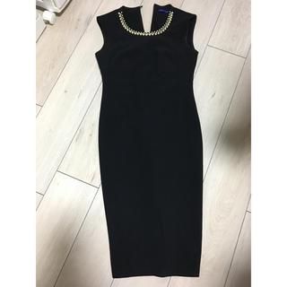 美シルエット ワンピース ドレス スーツ