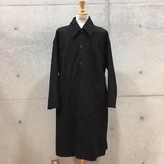 サンシー(SUNSEA)のneon sign ブレーカー コート black(チェスターコート)