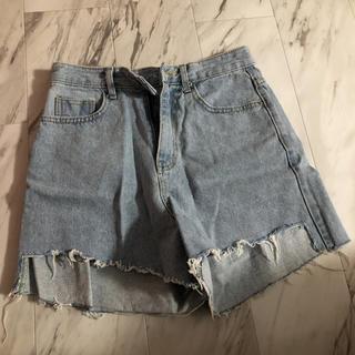 チュー(CHU XXX)の-5kgジーンズ ショーパン(デニム/ジーンズ)
