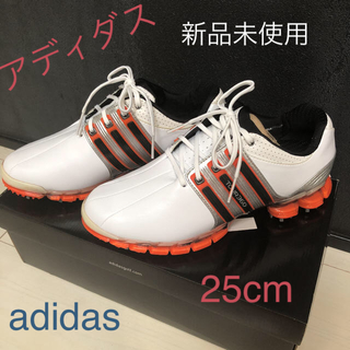 adidas - アディダス ゴルフシューズ 新品未使用 25cm