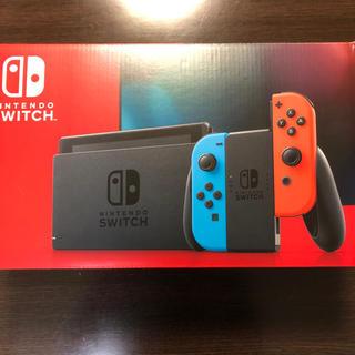 ニンテンドースイッチ(Nintendo Switch)のjun様専用 Nintendo Switch本体 美品(家庭用ゲーム機本体)