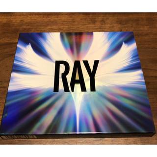 バックナンバー(BACK NUMBER)のRAY(初回限定盤) ステッカー付き(ポップス/ロック(邦楽))