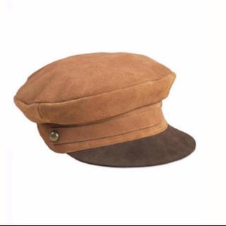 ルームサンマルロクコンテンポラリー(room306 CONTEMPORARY)のroom306 lack of colour キャスケット 帽子(キャスケット)