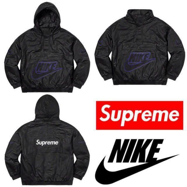 Supreme(シュプリーム)のシュプリームNIKE メンズのジャケット/アウター(レザージャケット)の商品写真