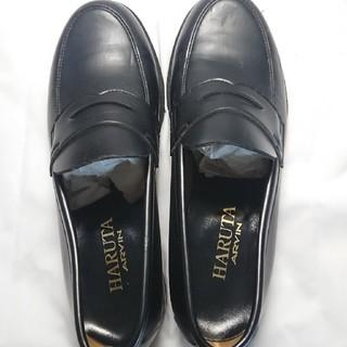 ハルタ(HARUTA)のcoca様専用 HARUTA ローファー 黒(ローファー/革靴)