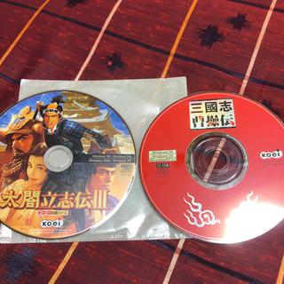 コーエーテクモゲームス(Koei Tecmo Games)の太閤立志伝3➕三国志曹操伝(PCゲームソフト)