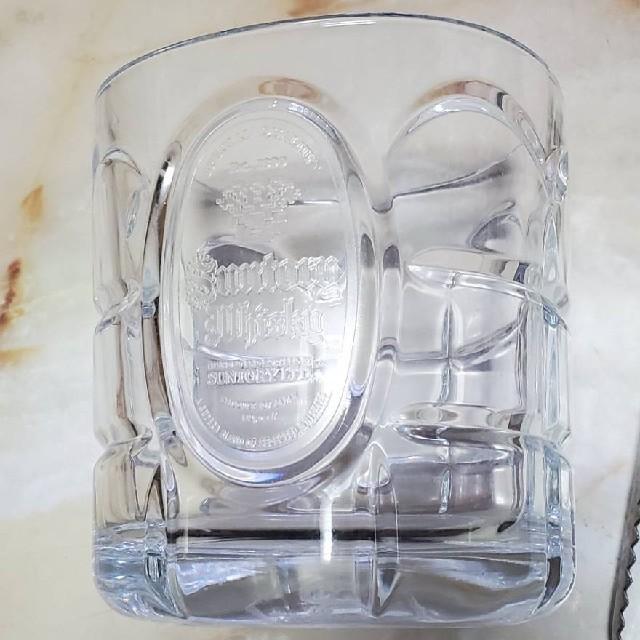 サントリー(サントリー)のサントリー 角 60thAnniversary アイスペール インテリア/住まい/日用品のキッチン/食器(アルコールグッズ)の商品写真