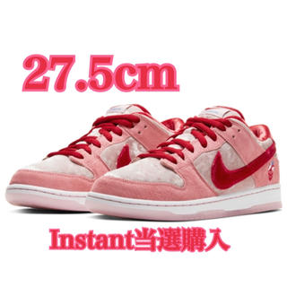 ナイキ(NIKE)のSTRANGELOVE SKATEBOARDS NIKE SB DUNK LOW(スニーカー)