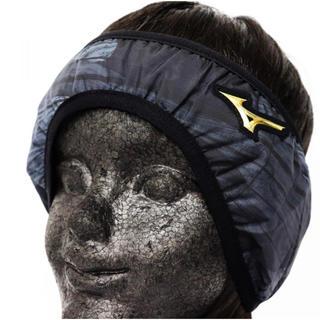 ミズノ(MIZUNO)のミズノプロ  新品 ブレスサーモ 吸湿発熱 裏起毛 防寒 イヤーバンド(ネックウォーマー)