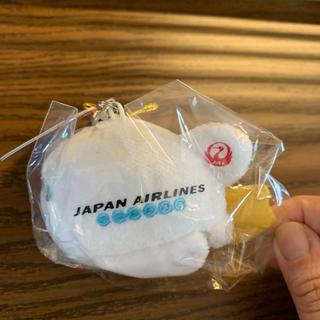 ジャル(ニホンコウクウ)(JAL(日本航空))のJAL飛行機おもちゃ(ぬいぐるみ/人形)