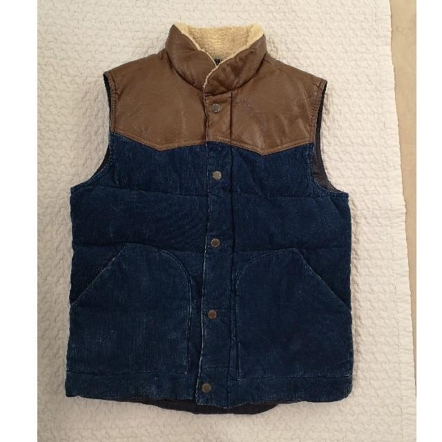 ZARA(ザラ)のZARA ダウンベスト メンズのジャケット/アウター(ダウンベスト)の商品写真