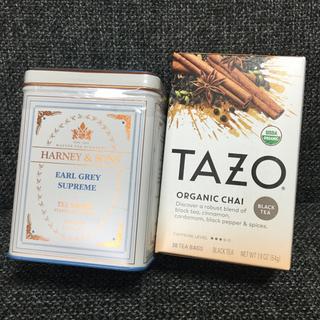 ※専用※HARNEY&SONS・TAZO★アールグレイスープリームなど2点★紅茶(茶)