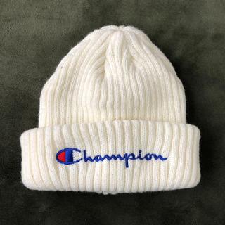 チャンピオン(Champion)のチャンピオン ニット帽(帽子)