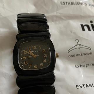 ニコアンド(niko and...)のai様専用ニコアンド腕時計(腕時計)