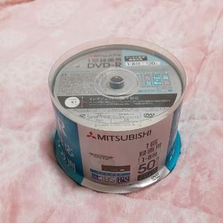 ミツビシ(三菱)の即購入歓迎ギル様専用  ラスト! 三菱  DVD-R  50枚入り  2個セット(その他)