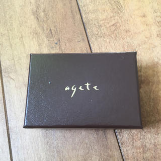 アガット(agete)の【agete】箱(その他)