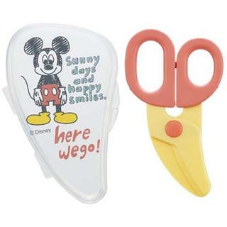 ディズニー(Disney)のミッキーマウス 離乳食 フードカッター(離乳食調理器具)